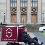 Pling Transport vinner upphandling om budtransporter för Göteborgs Universitet